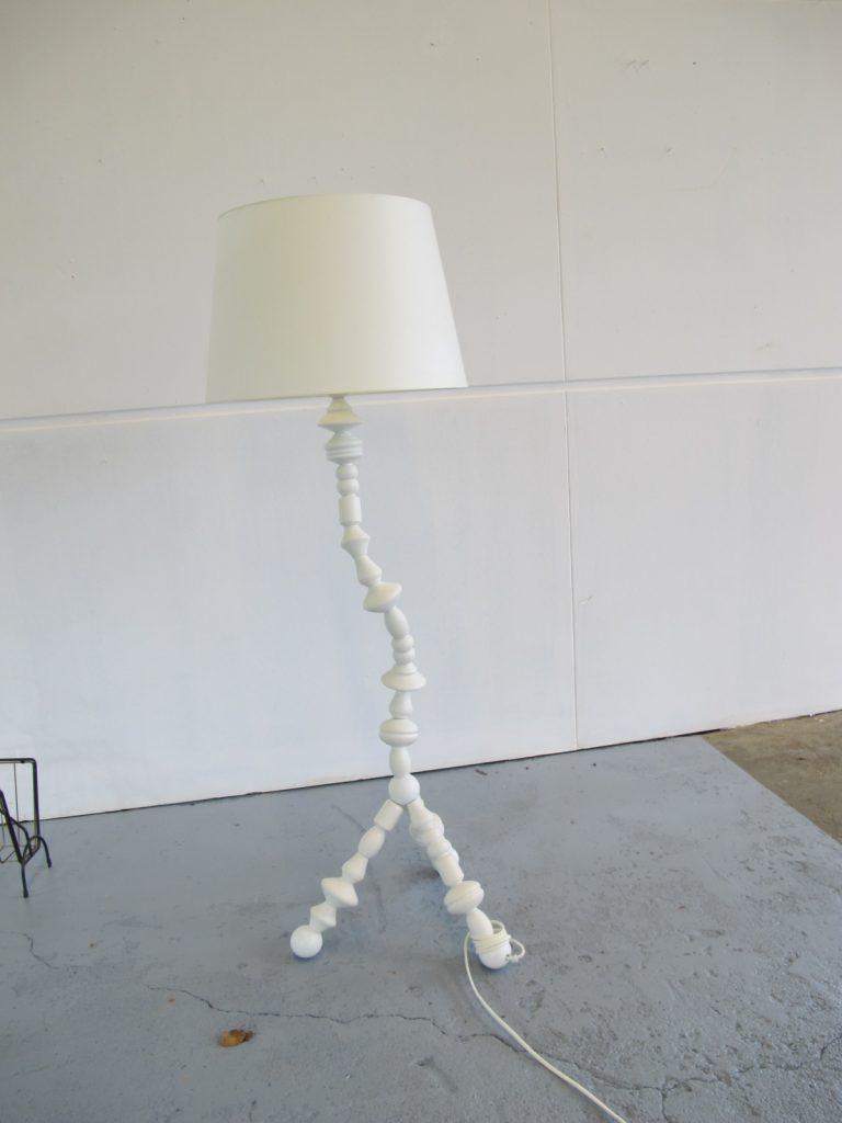 Ikea PS Svarva kralen vloerlamp