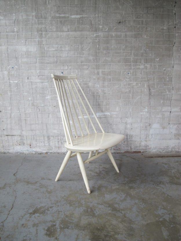 Artek Mademoiselle lounge stoel fauteuil Ilmari Tapiovaara jaar 1956