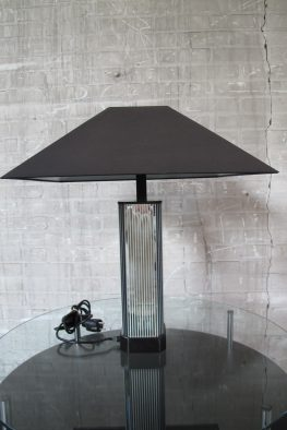 DeKnudt Willy Rizzo Hollywood Regency style tafellamp