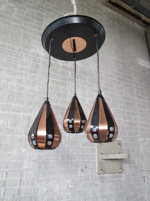 Werner Schou drie kelken hanglamp Coronell Elektro Denemarken