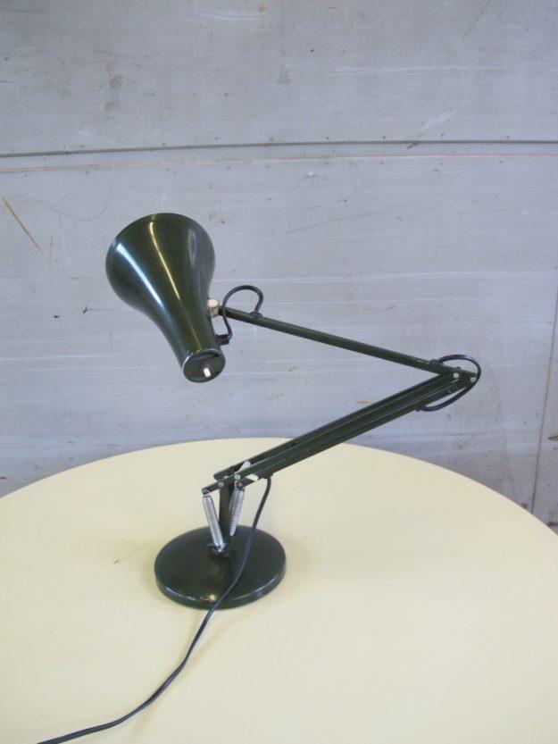 Industriële stoere Bauhaus stijl bureau schaarlamp