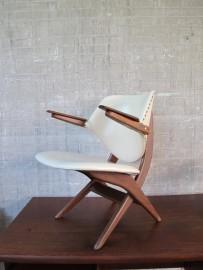 pelican chair fauteuil louis teffelen webe