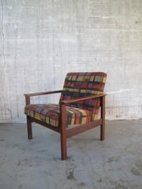 pastoe cees braakman teakhouten fauteuil
