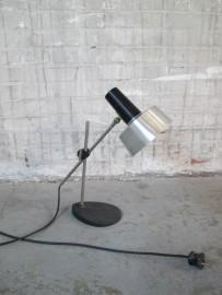 vintage anvia metalen knik arm bureaulamp