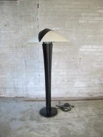 houten lamp relco italië vloerlamp verkocht