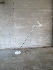 raak amsterdam anivia vintage metalen spots vloerlamp