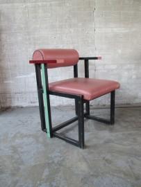 stoelen gerrit rietveld ettore sottsass memphis