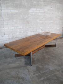 fristho rio palissander salontafel
