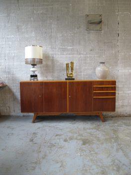 Vintage dressoir Pastoe Deense stijl