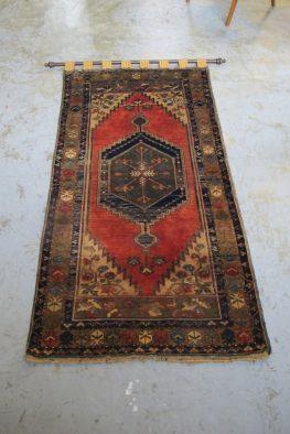 Perzisch wandkleed vloerkleed tapijt