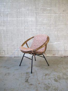 rotan fauteuil dirk van sliedrecht rohe noordwolde