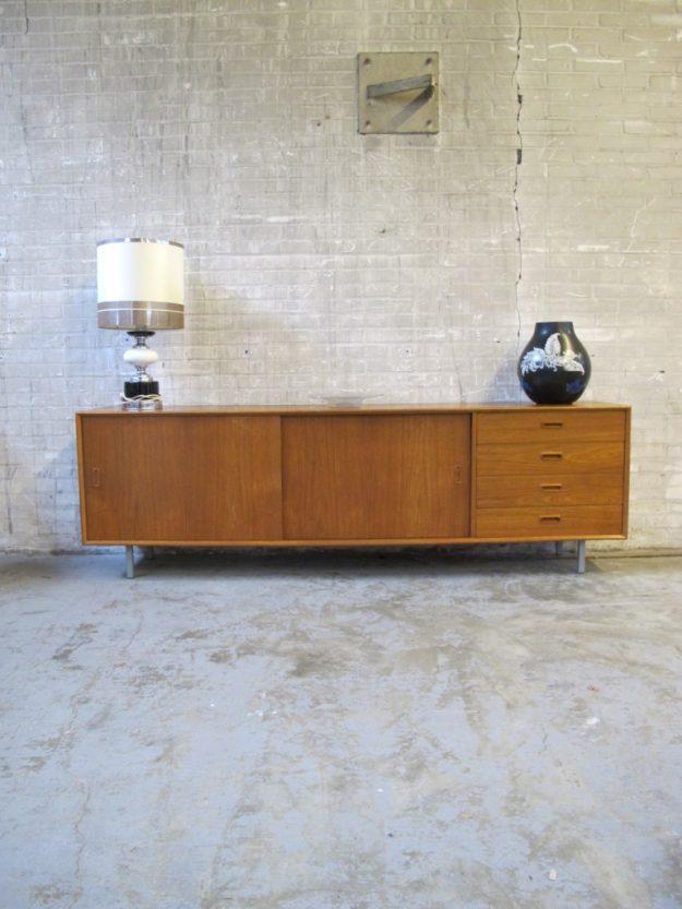 dressoir bruin pallisander design