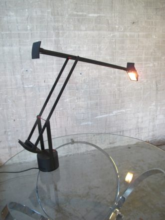 tizio plus bureau tafellamp artemide richard sapper