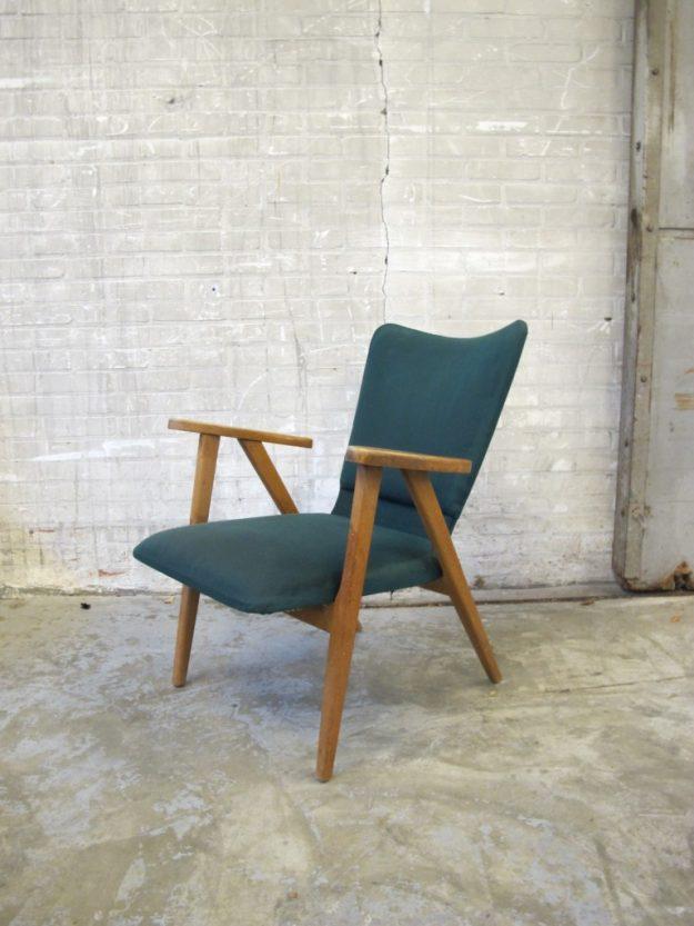fauteuil cees braakman teakhouten
