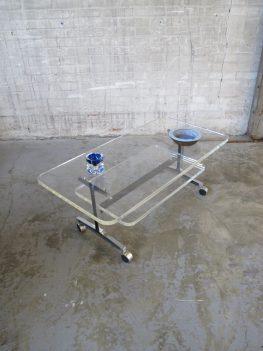 Artifort Plexiglas salontafel