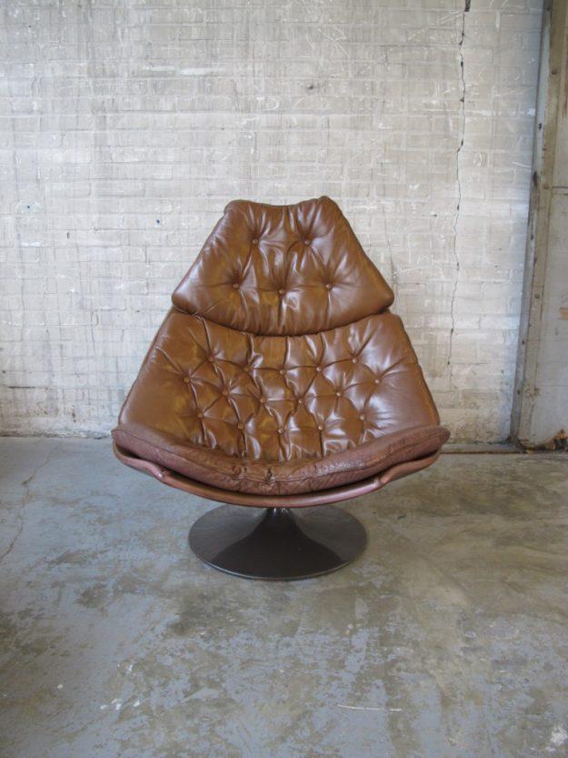Lounge fauteuil F588 Geoffrey Harcourt