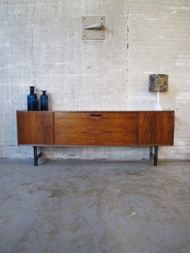 Pastoe Cees Braakman palissander dressoir
