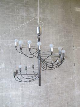 hanglamp kroonluchter stijl