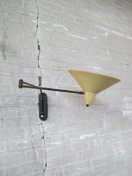 Anvia JJM Hoogervorst metalen elleboog wandlamp