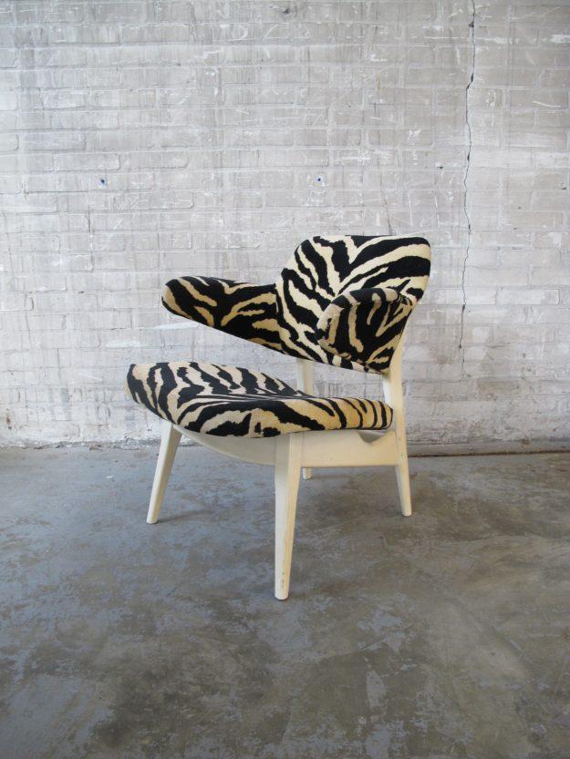webe louis lounge chair sixties