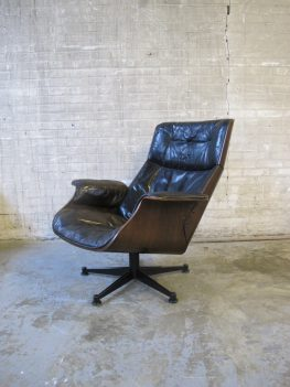 plycraft style lounge chair george mulhauser