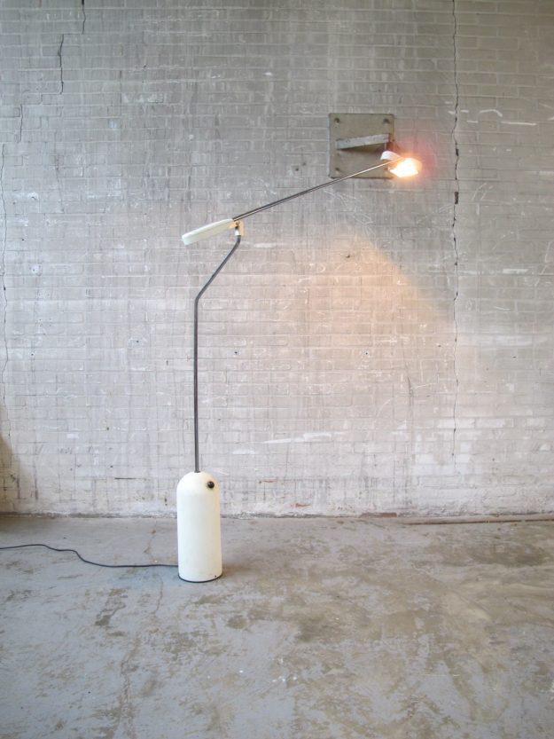 Nova USA vloerlamp Floor lamp originele model jaren 70
