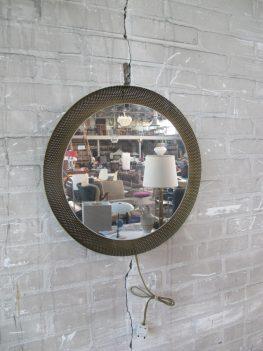 Mathieu Mategot verlichte spiegel