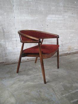 Louis van Teeffelen stijl lounge Fauteuil