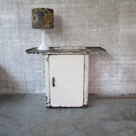 industrieel dressoir kastje