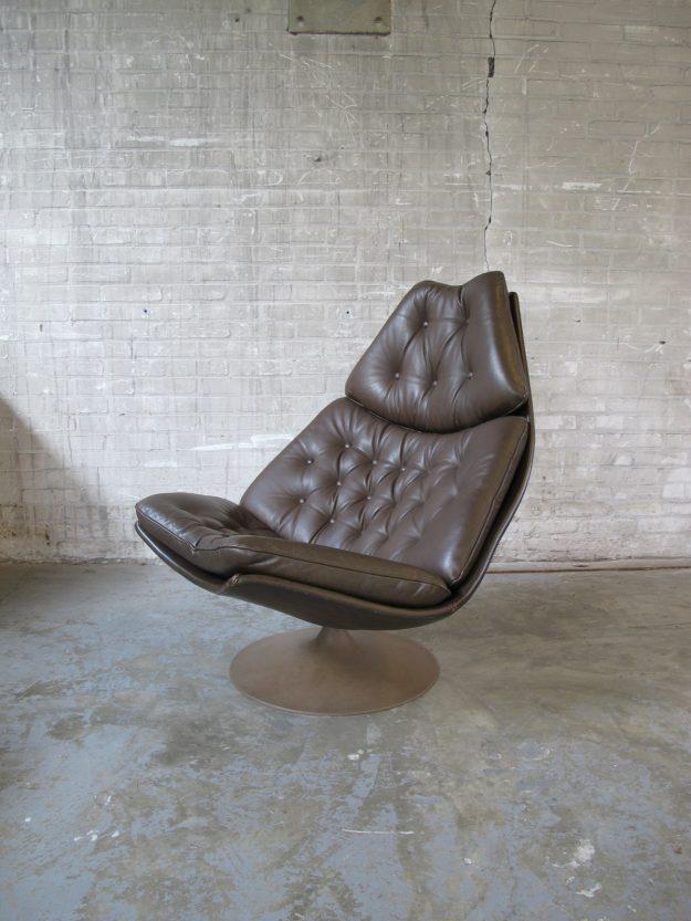 Lounge fauteuil F588 Geoffrey Harcourt voor Artifort