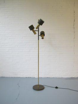 drie spots vloerlamp