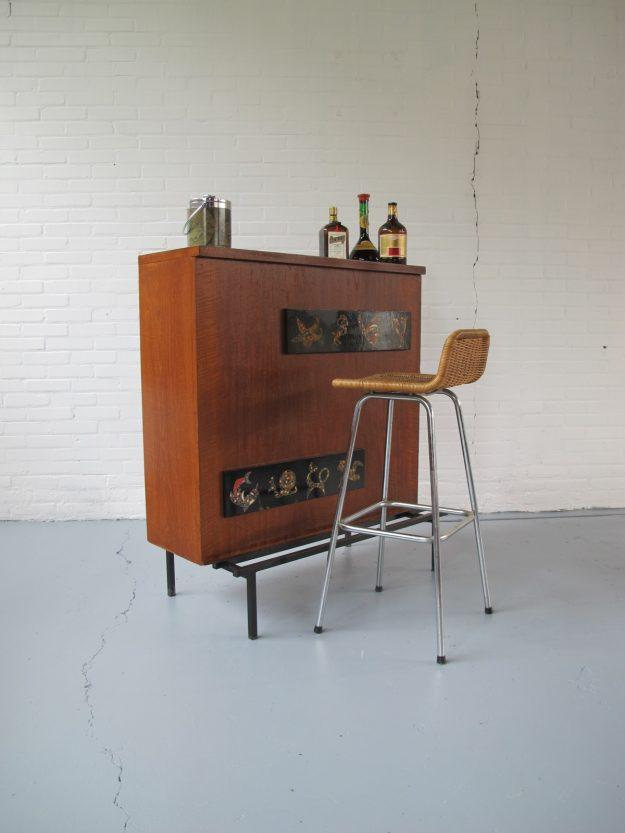 bar vintage Pastoe stijl