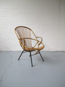 vintage rotan rohe noordwolde fauteuils
