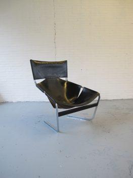 Lounge fauteuil Pierre Paulin Artifort type F444