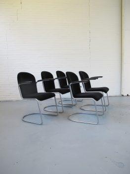 Gispen 413 R W.H. Gispen stoelen