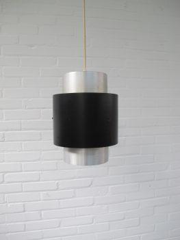 metalen vintage hanglamp in Deense Fog & Morup