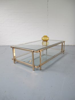 Tafel Willy Rizzo vintage midcentury