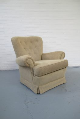 vintage Lounge fauteuil Theo Ruth Artifort