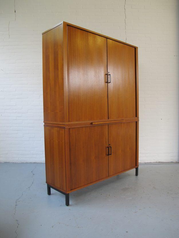 Pastoe dressoir Archief kast vintage highboard