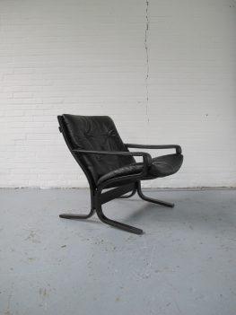 Ingmar Relling siësta lounge fauteuil midsentury vintage