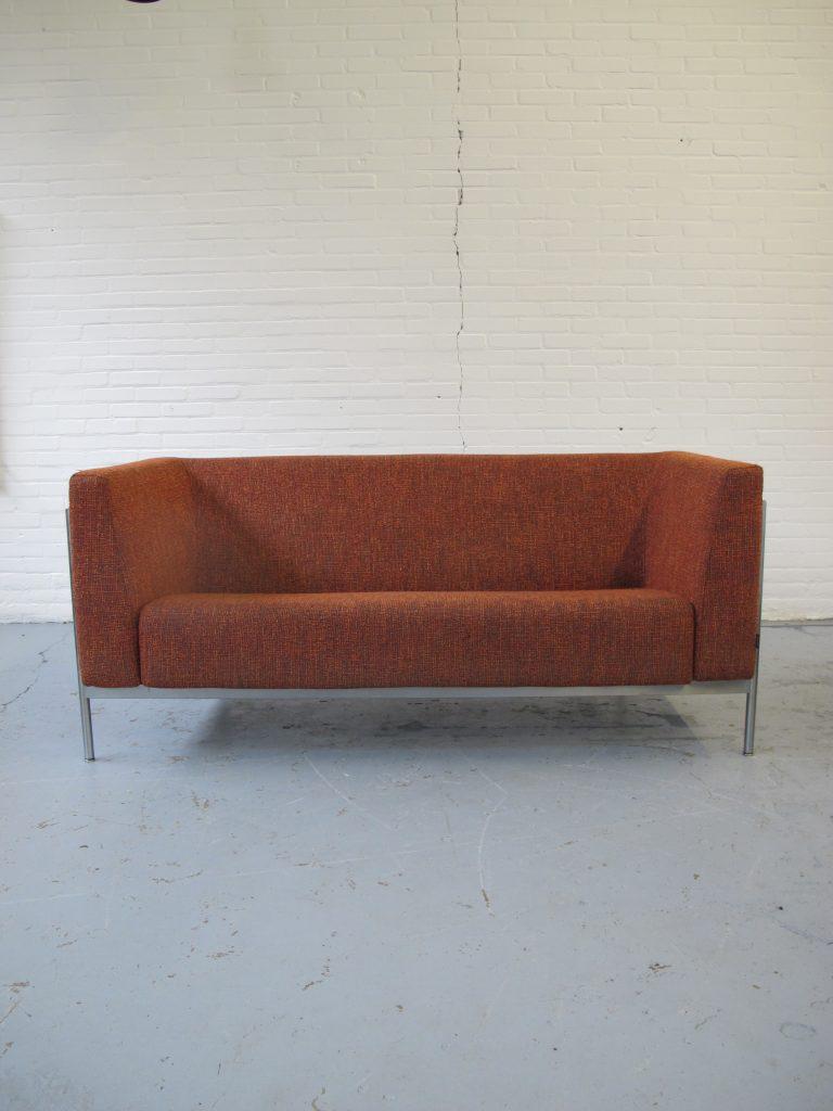 Harvink Design Bank.Bank Schitterende Harvink Mr Blues Design Loungebank