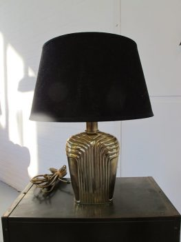 Lamp DeKnudt Willy Rizzo vloerlamp vintage midsentury