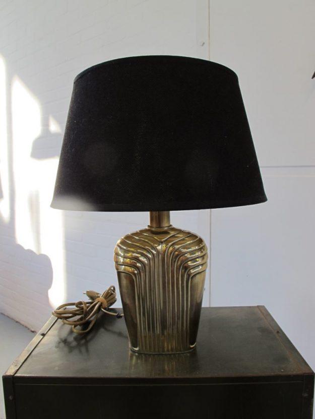 Lamp DeKnudt Willy Rizzo vloerlamp vintage midsentury