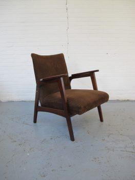 Pastoe Deens relax lounge fauteuil vintage midsentury