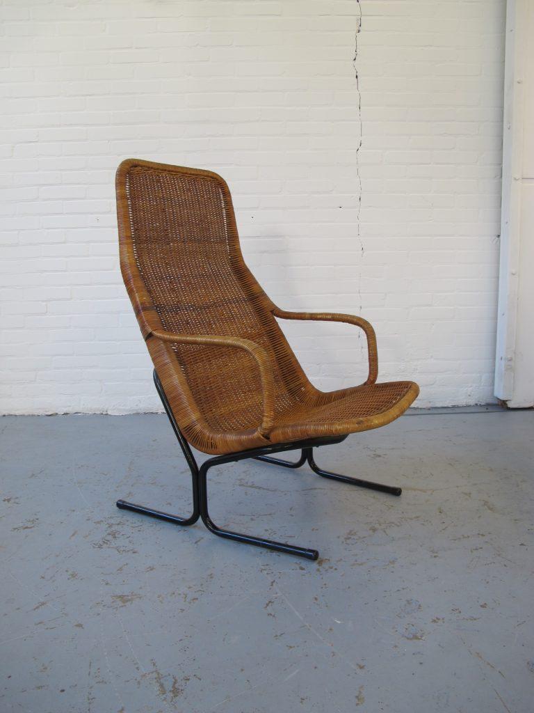 Vintage Fauteuil Kopen.Lounge Fauteuils Jaren 60 Dirk Sliedrecht Voor Rohe Noordwolde