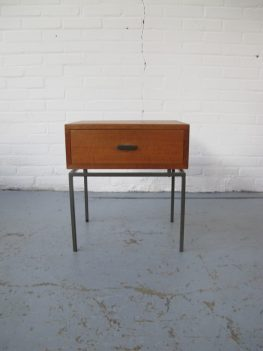 Ladekastje carelle Auping kastje Dick Cordemeijer midcentury furniture vintage