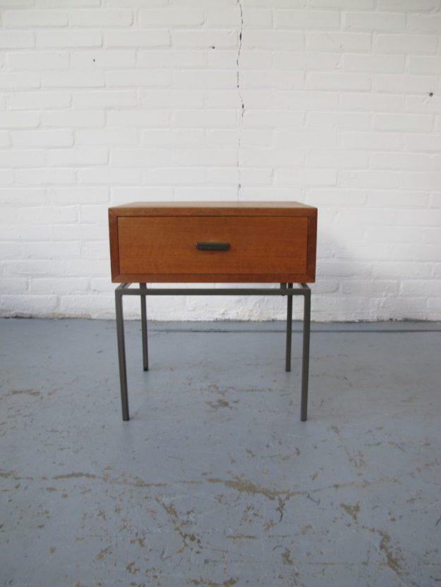 Ladekastje carelle Auping kastje Dick Cordemeijer midcentury furniture vintage