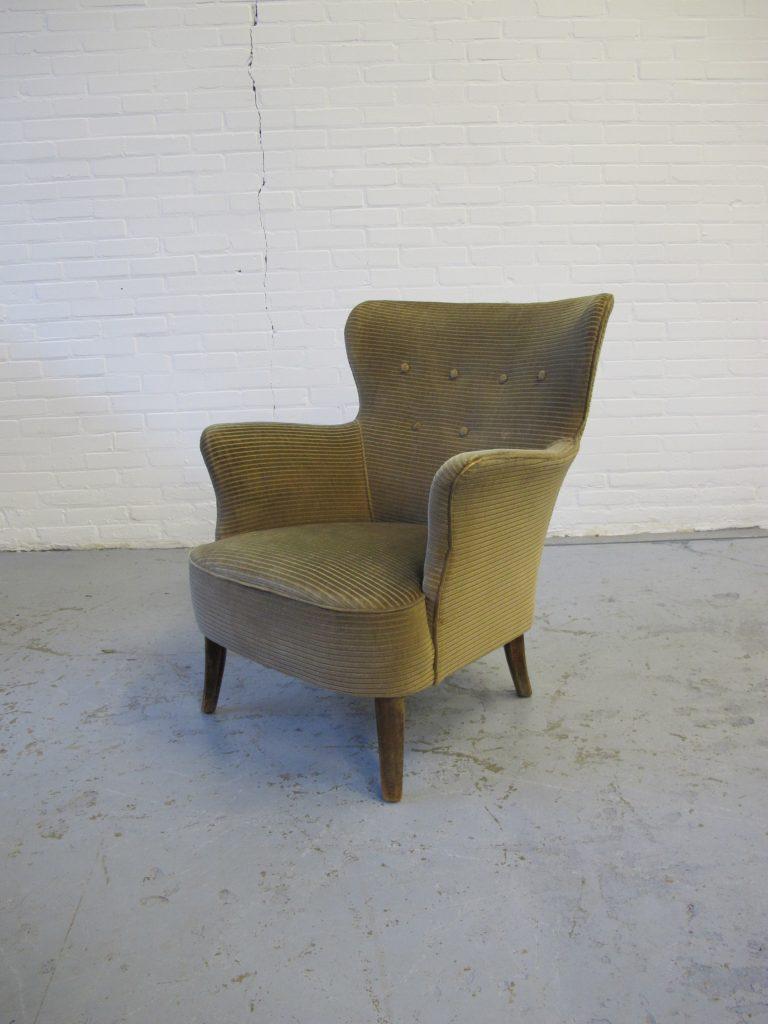 2e Hands Artifort Fauteuils.Lounge Fauteuil Van Theo Ruth Voor Artifort Uit De Jaren 60