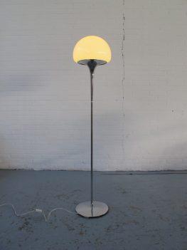 vintage midsentury Gofreddo Reggiani Italië mushroom vloerlamp floor lamp