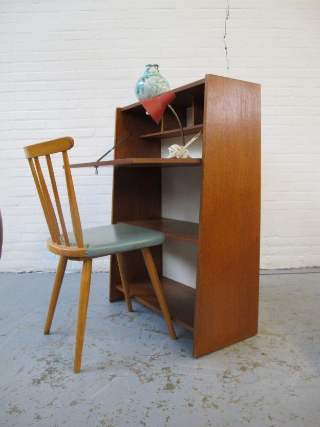 vintage midsentury Dressoir Bureau kastje Pastoe stijl Sideboard Office cabinet